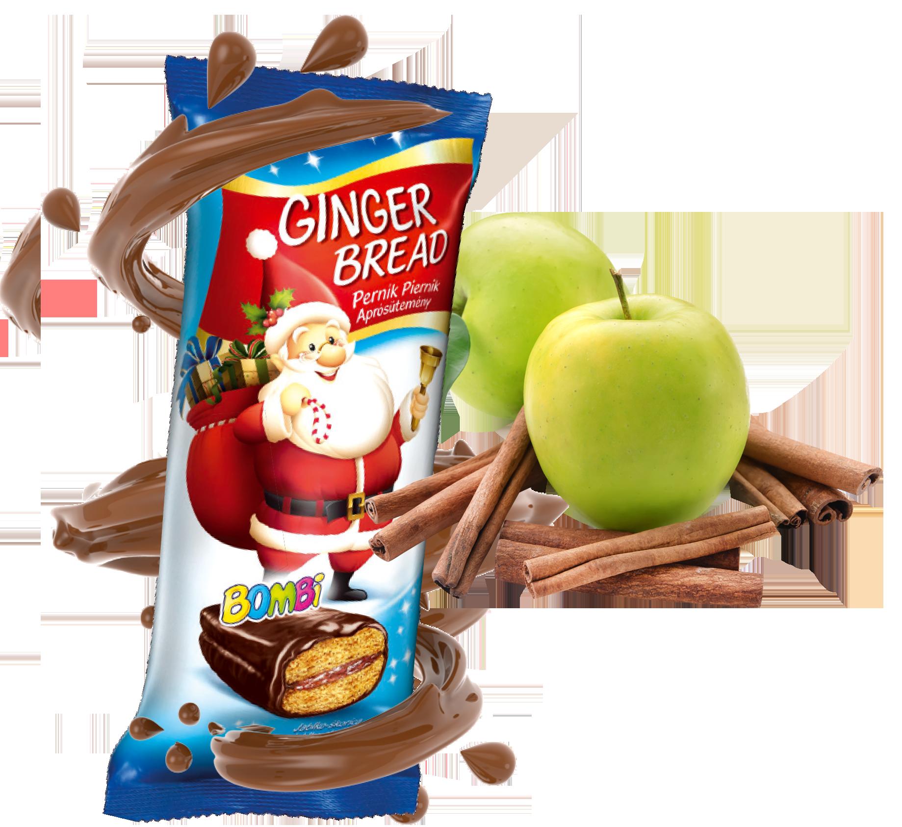 Almás-fahéjas puszedli 45g csomagolása