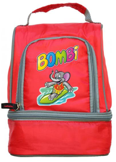 Bombi piros hűtőtáska