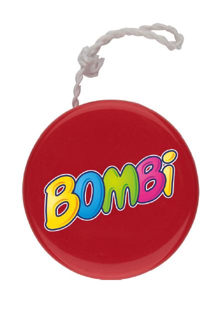 Bombi jojó – piros