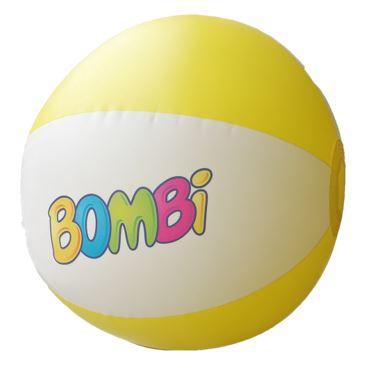 Bombi strandlabda – sárga